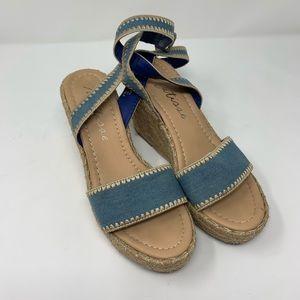 Matisse Frenchie Wedge Sandal